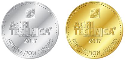 Medaille Agritechnica 2017 VS_0023