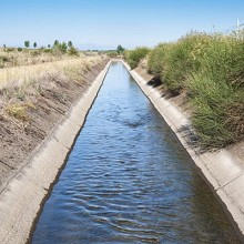 Las ingenierías abogan por un Pacto Nacional del Agua