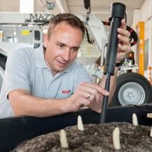 Bosch participa en las jornadas sobre innovación agrícola AgroNavarra