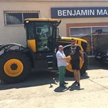 El tractor Fastrac conquista a los agricultores españoles
