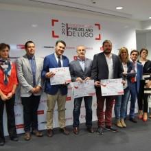 Recambios Frain, Premio Pyme del Año de Lugo 2017