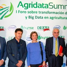 "Agridata Summit 2017, la ""revolución digital agraria"" vuelve a Madrid"