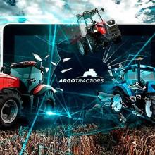 Argo Tractors, apuesta digital