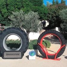 VT-Combine, nuevo neumático agrícola de Bridgestone