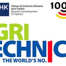 La Cámara de Comercio Alemana ofrece pases profesionales para Agritechnica