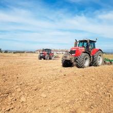 Lansama muestra todo el potencial de los tractores Massey Ferguson
