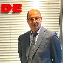 Luis Pagano Marba, nuevo director de ventas de Kongskilde