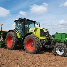 Claas presenta la nueva serie de tractores Arion 400