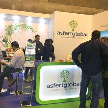 Asfertglobal presentó su biofertilizante Kiplant All-Grip en Fruit Attraction