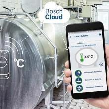 Nuevo sistema de sensores Bosch para evitar que la leche se agríe