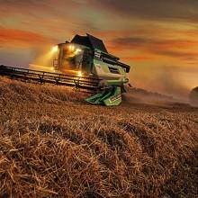 Deutz-Fahr actualiza su exitosa cosechadora serie C9300 de gran tamaño