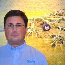 Carlos García, nuevo Delegado Comercial de Farming Agrícola para Galicia, León, Zamora y Valladolid
