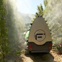El atomizador Inverter Palmeta H3O, premiado en la Feria Horti-Tech de Polonia
