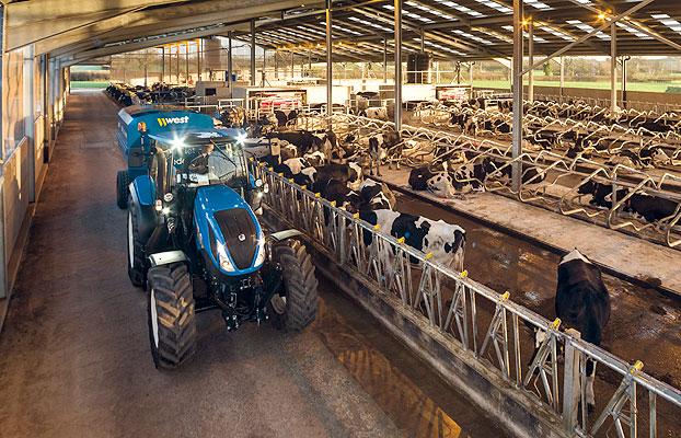 Tractor-ganaderia
