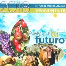 El Ministerio de Agricultura edita la Guía del Seguro Agrario 2018