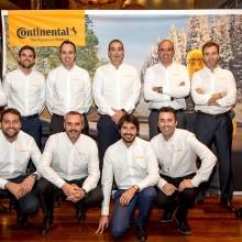 Continental cierra 2017 en España con cifras muy positivas
