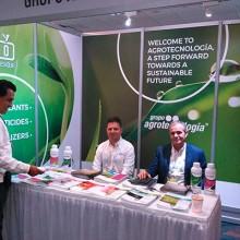 Grupo Agrotecnología presenta Actium en Biostimulants World Congress