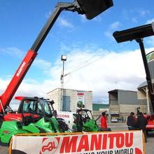 Manitou apoya a la Asociación Provincial de Agricultores y Ganaderos de Guadalajara en su 40 aniversario
