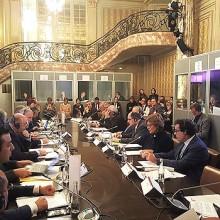 Isabel García Tejerina analiza con sus homólogos europeos la situación de la Xylella fastidiosa en la Unión Europea