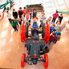 El museo Aquagraria bate su récord de visitas