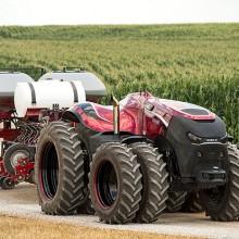 Premio Good Design para el tractor sin conductor de Case IH