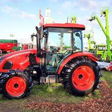 Zetor presenta sus tractores Hortus y Utilix en Reino Unido