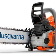 Husqvarna lanza sus Motosierras de nueva generación