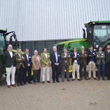John Deere apuesta por una agricultura profesional