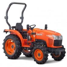 Kubota renueva sus tractores compactos