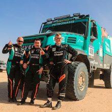 Petronas triunfa en el Africa Eco Race de 2018