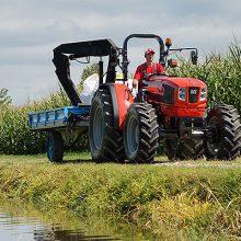 SAME presenta su gama de tractores de media potencia