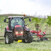 El año 2017 cierra con casi 12.500 tractores nuevos