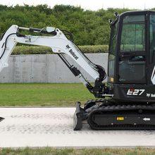 Las nuevas excavadoras Bobcat que revolucionarán el mercado