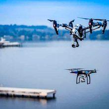 El mapa del mercado global de los drones en 2018