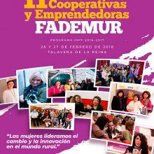 Las emprendedoras rurales Fademur en Talavera de la Reina