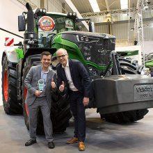El Fendt 1050 Vario finalista de «Tractor de España 2018»