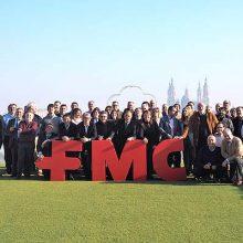 FMC presenta su nuevo catálogo a la red de distribución