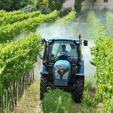 La matriculación de tractores sube un 20% en enero