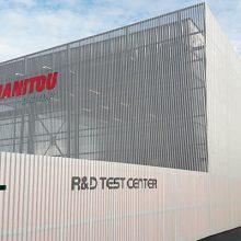 Manitou inaugura un nuevo Centro de Pruebas de I+D