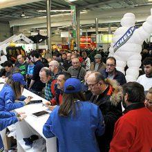 Michelin muestra su tecnología en FIMA 2018