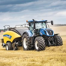 La red de New Holland distribuirá AGXTEND
