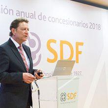 SDF presenta resultados y nuevos proyectos en su reunión anual de concesionarios 2018