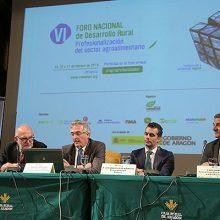 Concluye la sexta edición del Foro Nacional de Desarrollo Rural