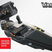 El Valtra SmartTouch vuelve a ser premiado