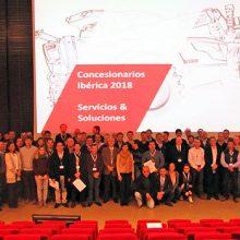 Manitou premia a sus distribuidores en la Convención Ibérica de Concesionarios 2018