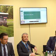 Arbos presentó en FIMA un proyecto consolidado