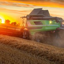 Deutz-Fahr presenta la nueva Serie C9300 a los profesionales