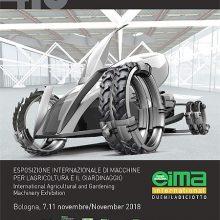 EIMA contará con un área dedicada a la agricultura 4.0