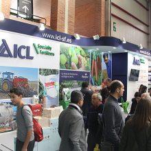 Los fertilizantes ecológicos de ICL triunfan en FIMA