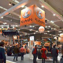 Kubota Holding Europe, nueva organización europea de la marca